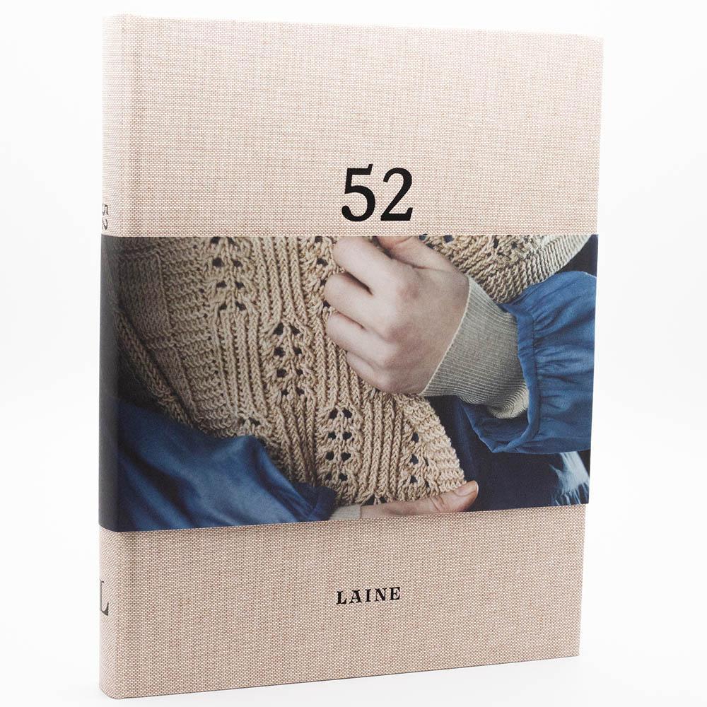 div. Buchverlage Laine 52 Weeks of Shawls