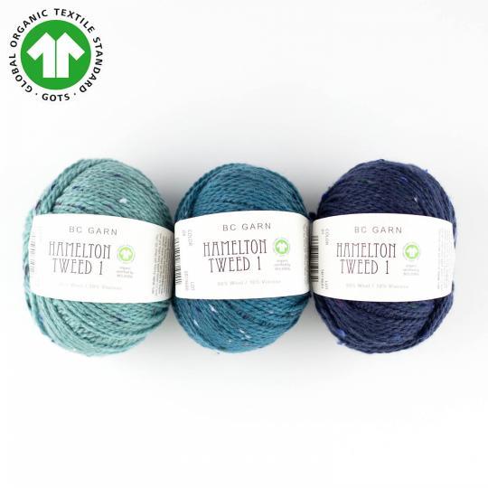 Hamelton Tweed 1 GOTS new