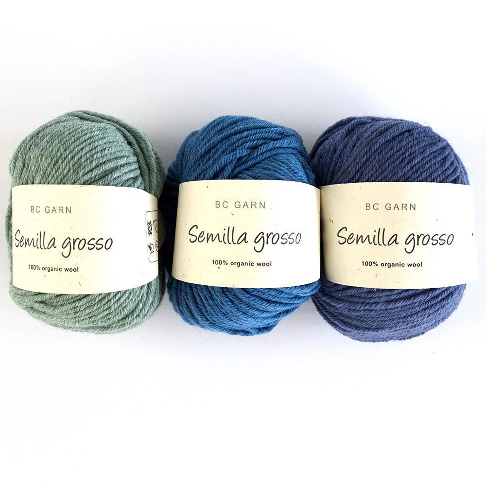 BC Garn Semilla Grosso Ökowolle