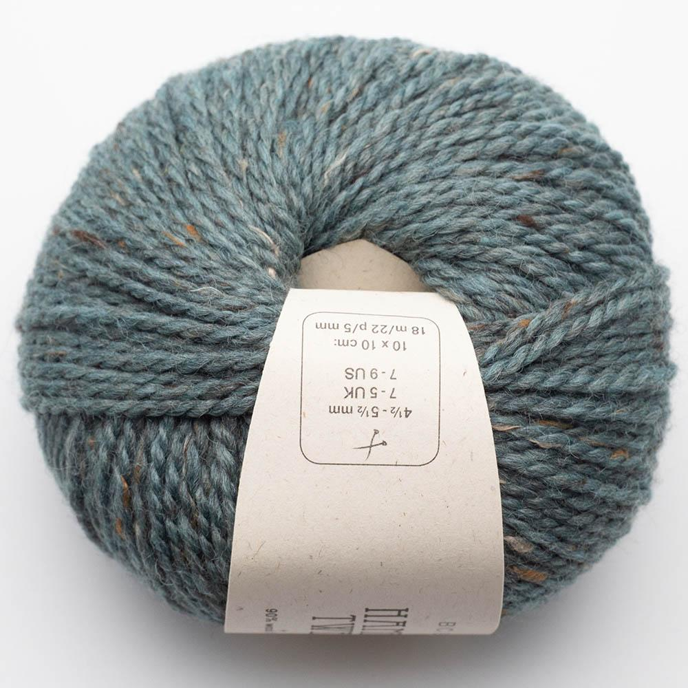 BC Garn Hamelton Tweed 1 aqua