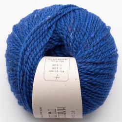 BC Garn Hamelton Tweed 1 royalblau