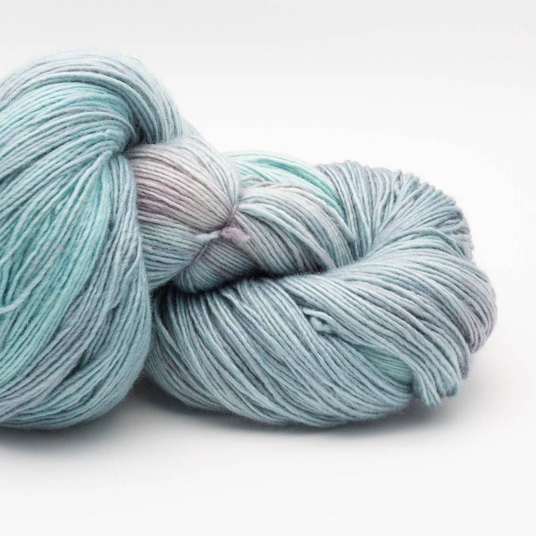 Manos del Uruguay Silk Blend fino handgefärbt 100g WateredS404