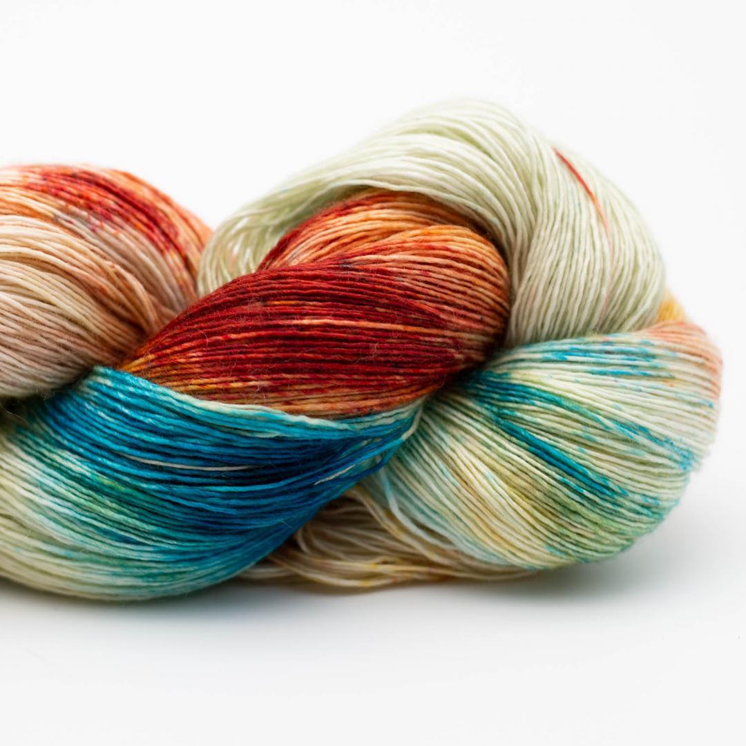 Manos del Uruguay Marina handgefärbt 100g Midas