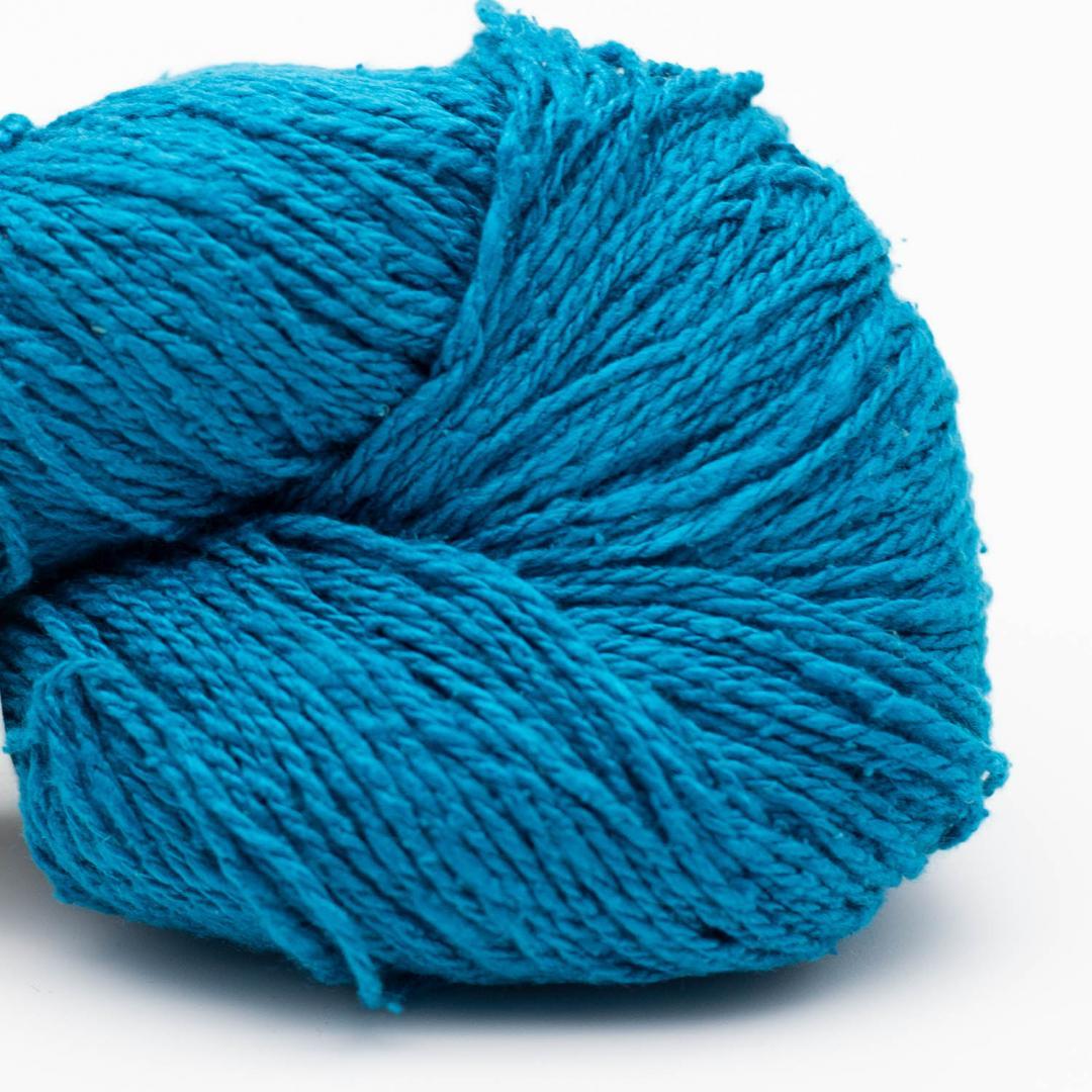 BC Garn Soft Silk (100g) blau