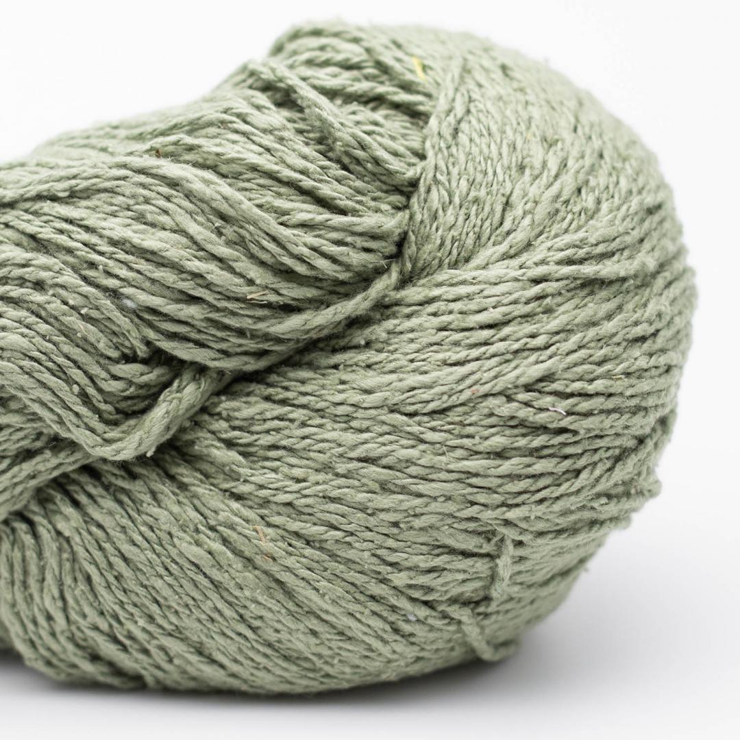 BC Garn Soft Silk (100g) pastell-grün