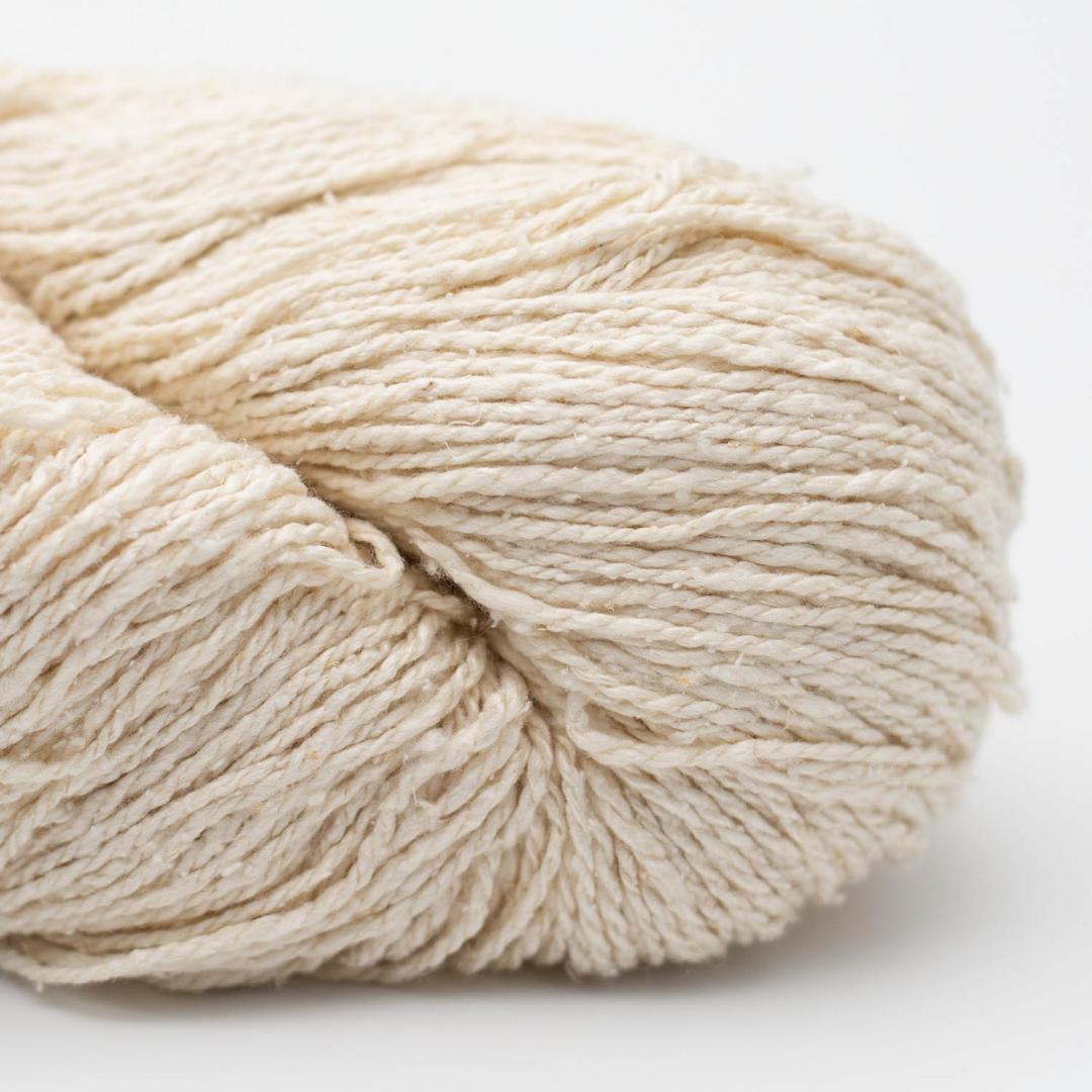 BC Garn Soft Silk (100g) naturweiß