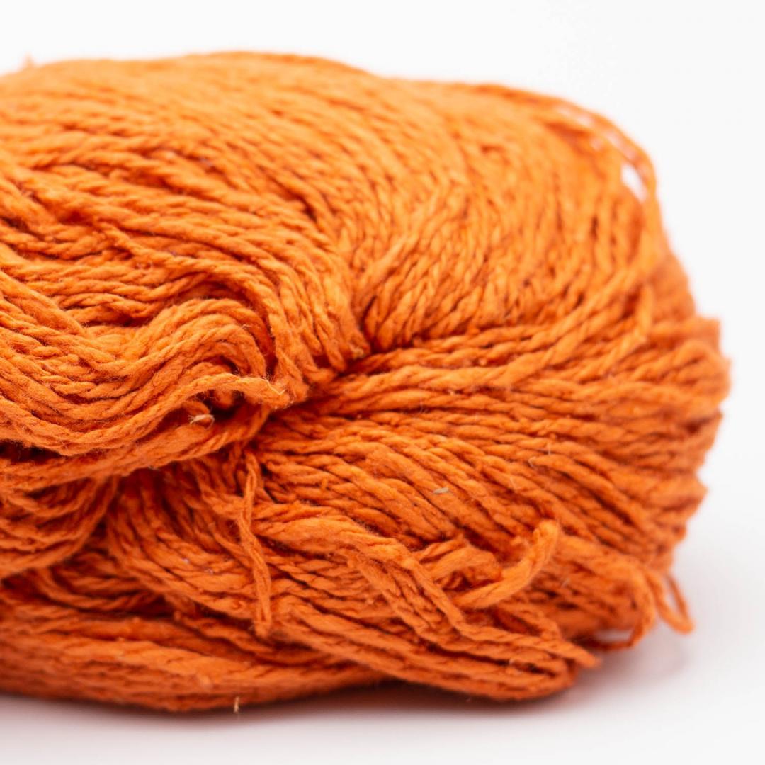 BC Garn Soft Silk (100g) orange