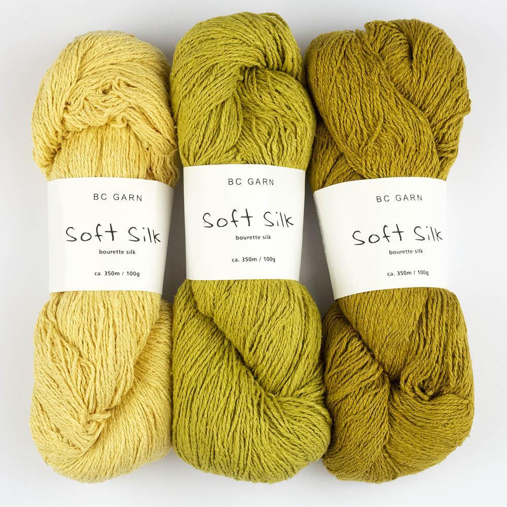 BC Garn Soft Silk 100g