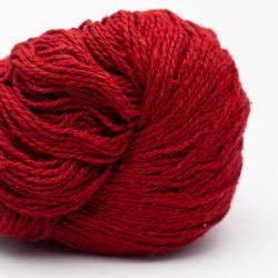 BC Garn Soft Silk dunklelrot