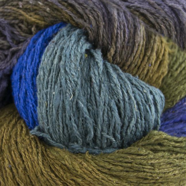 BC Garn Soft Silk Handpaint (100g) landscape-mix