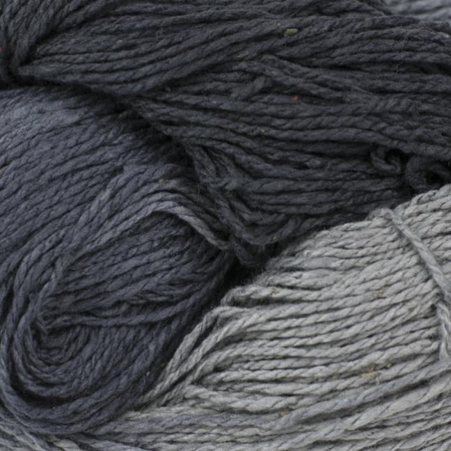 BC Garn Soft Silk Handpaint (100g) brown-mix