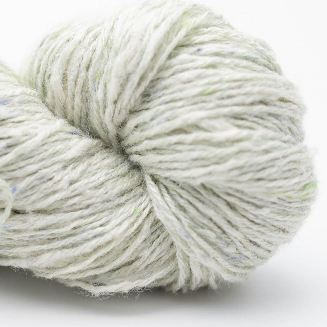 BC Garn Tussah Tweed green-mix