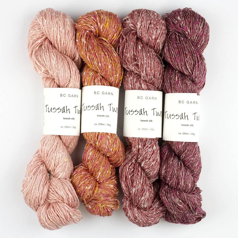 Tussah Tweed*
