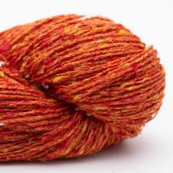 BC Garn Tussah Tweed mandarine
