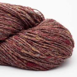 BC Garn Tussah Tweed grey-Fantasie