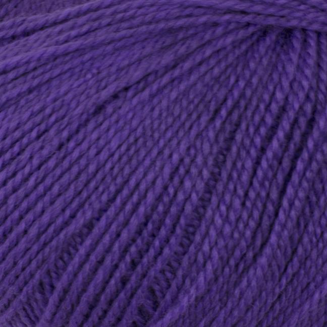 BC Garn Semilla Ökowolle violett