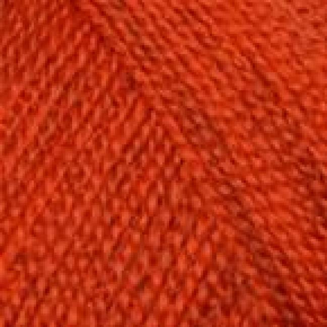 BC Garn Semilla extra fino Ökowolle orange