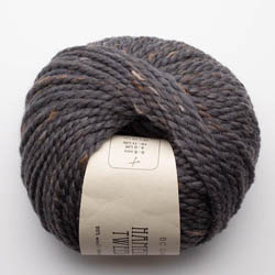 BC Garn Hamelton Tweed 2 graphit