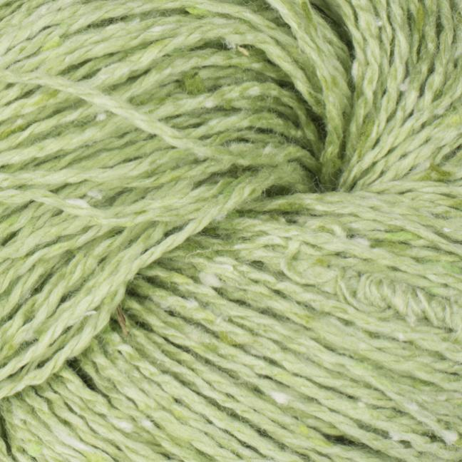 BC Garn Sarah Tweed mai-grün