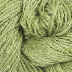 BC Garn Sarah Tweed lind-grün