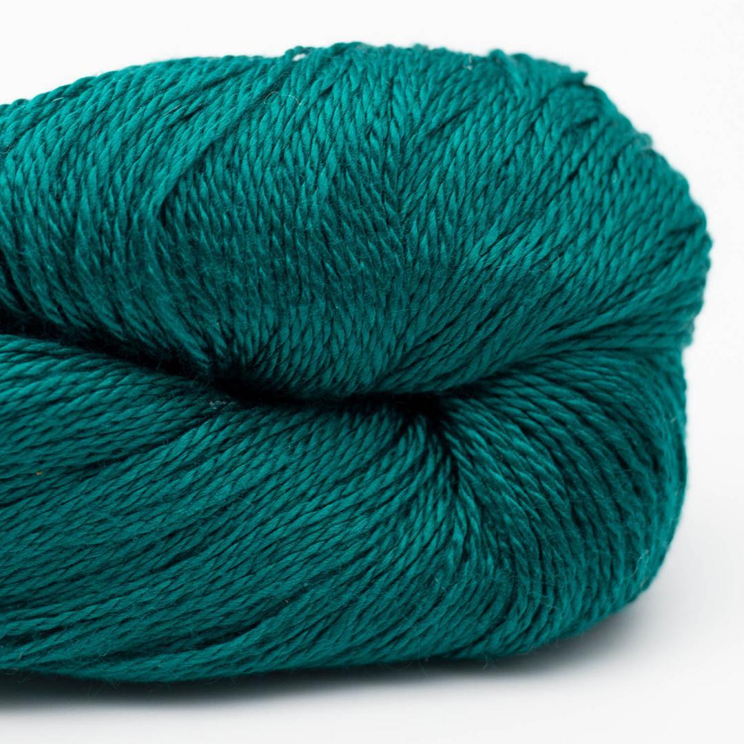 BC Garn Jaipur Silk Fino Waldgrün