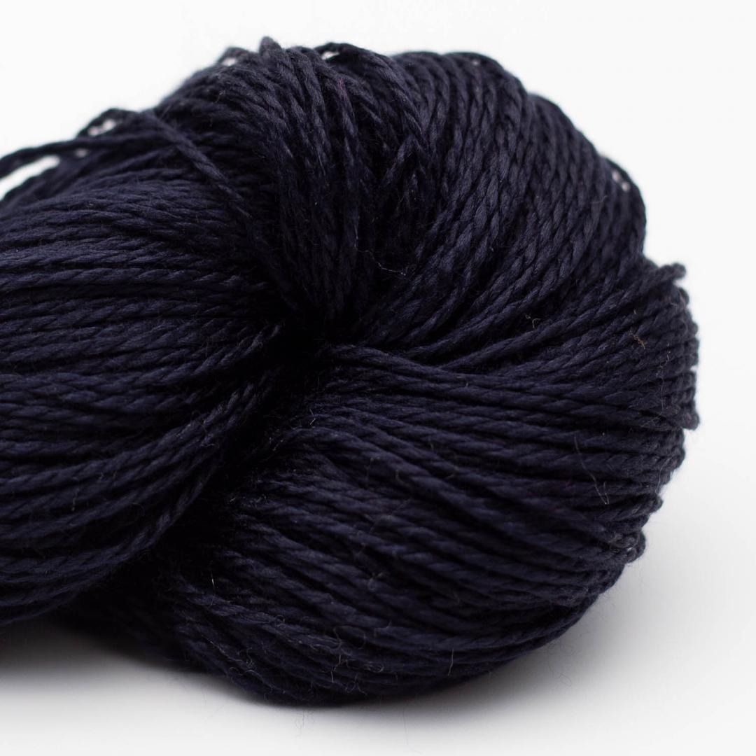 BC Garn Jaipur Silk Fino Nachtlblau