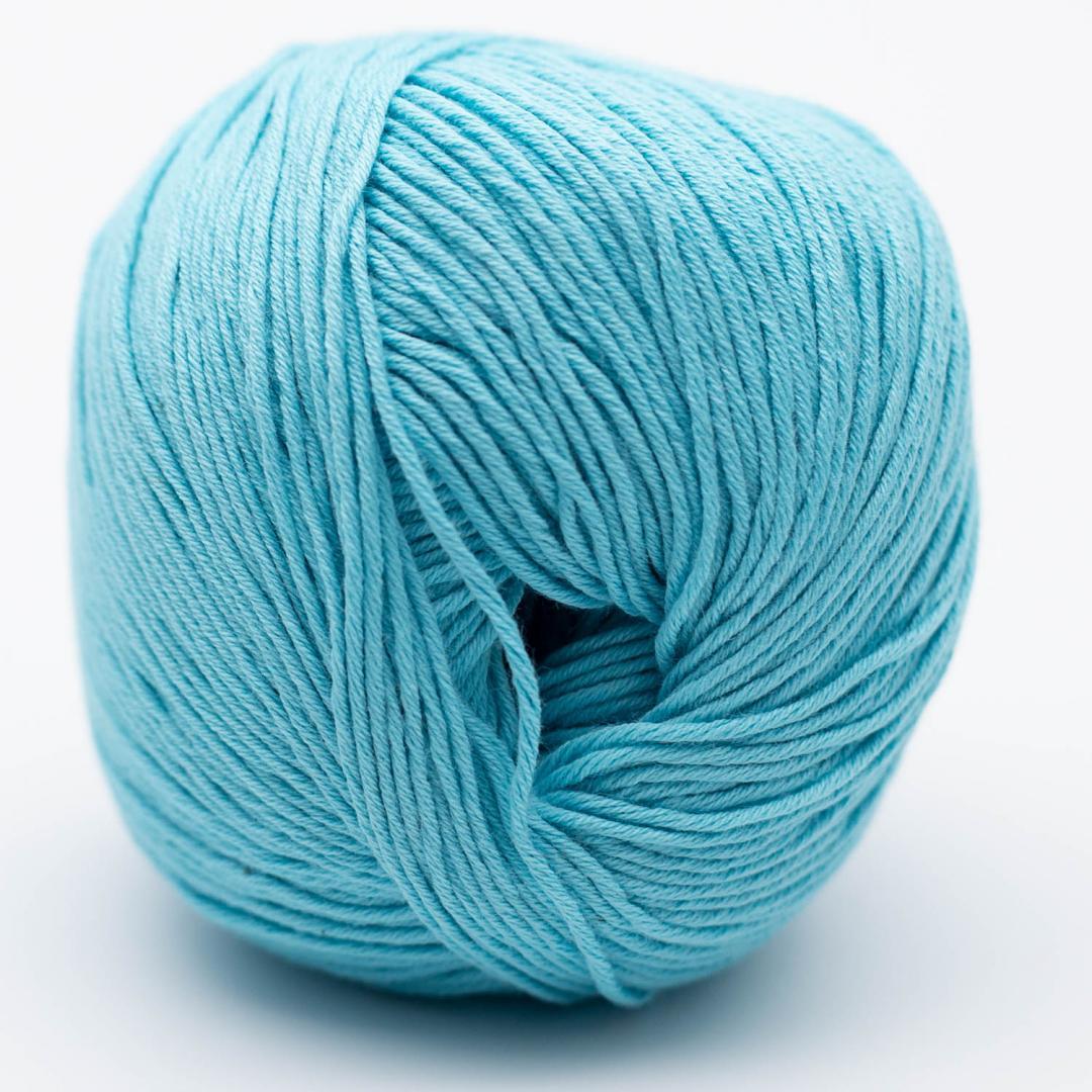 BC Garn Alba GOTS zertifiziert ocean-blau