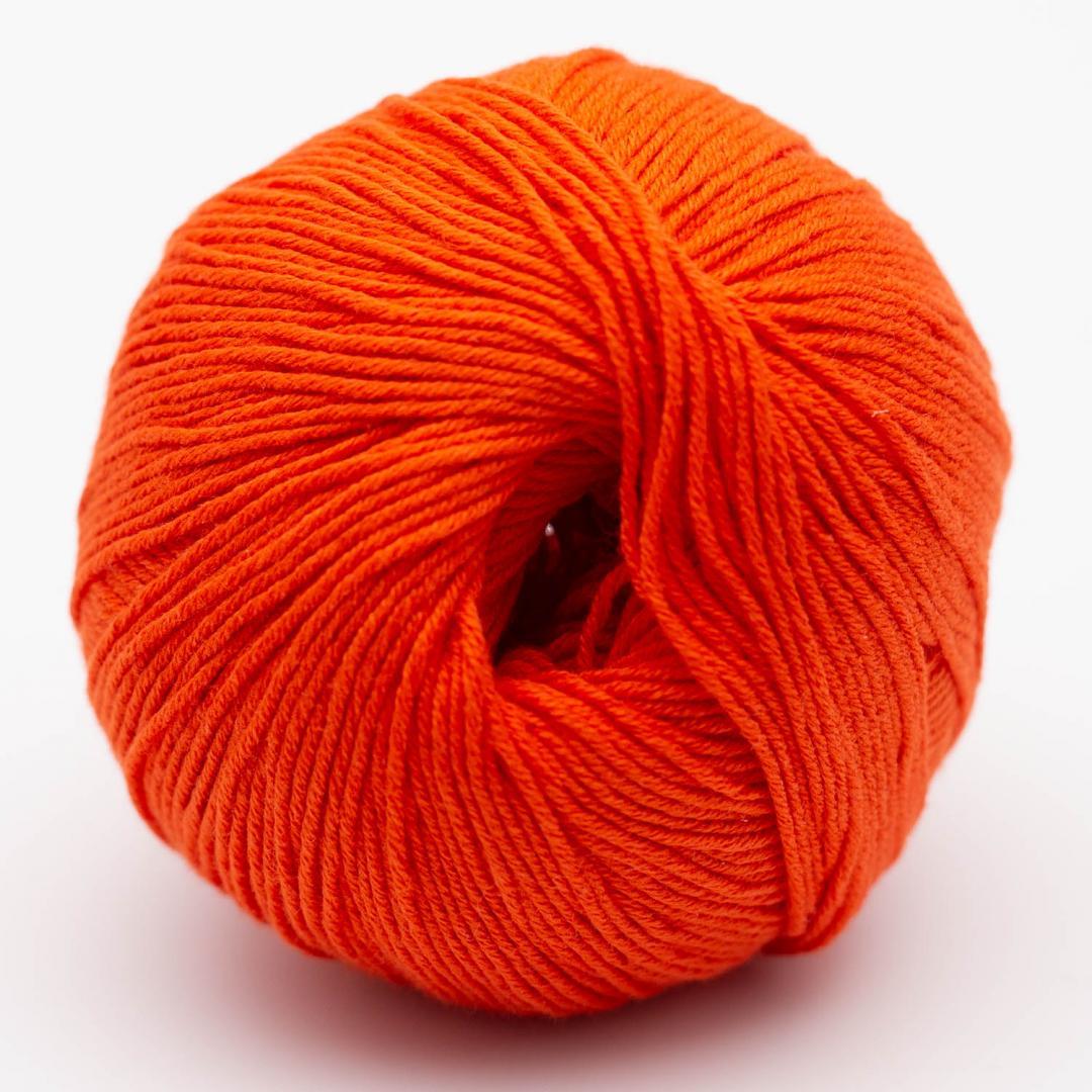 BC Garn Alba GOTS Burnt Orange