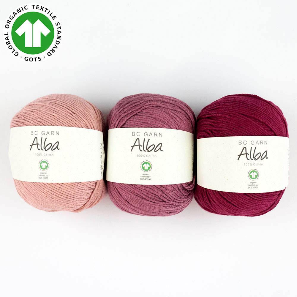 Alba GOTS zertifiziert