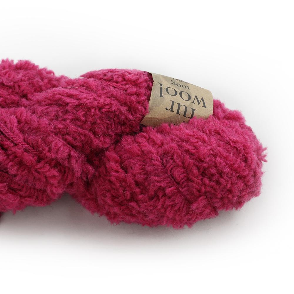Erika Knight Fur Wool (100g) Plush