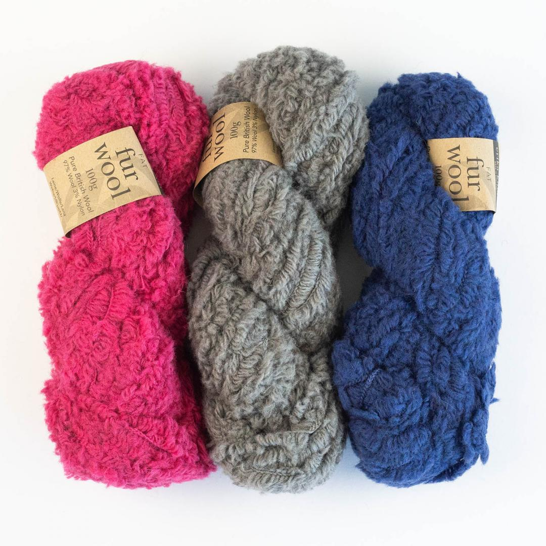 Fur Wool (100g)