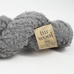 Erika Knight Fur Wool Storm