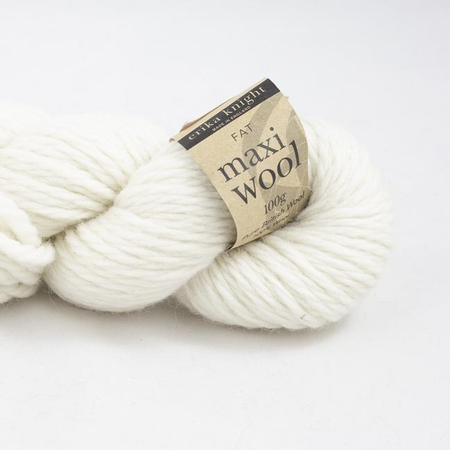 Erika Knight Maxi Wool 100g  Canvas