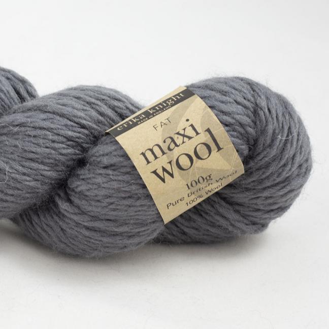 Erika Knight Maxi Wool (100g) Storm