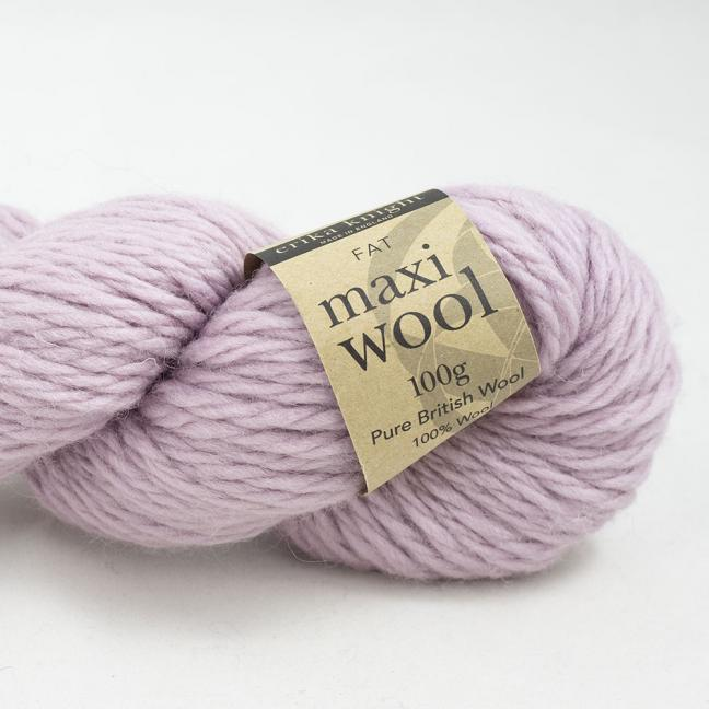 Erika Knight Maxi Wool 100g Pretty
