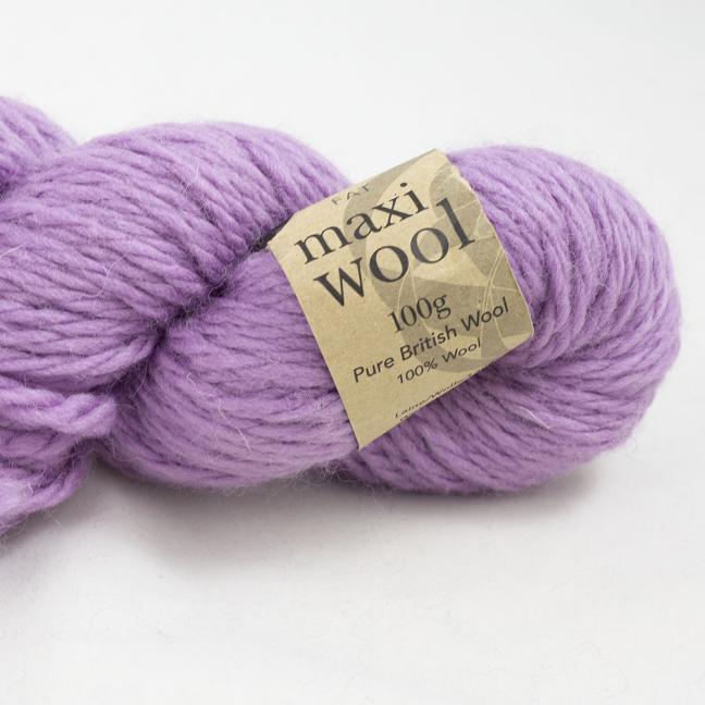 Erika Knight Maxi Wool (100g) Wisteria