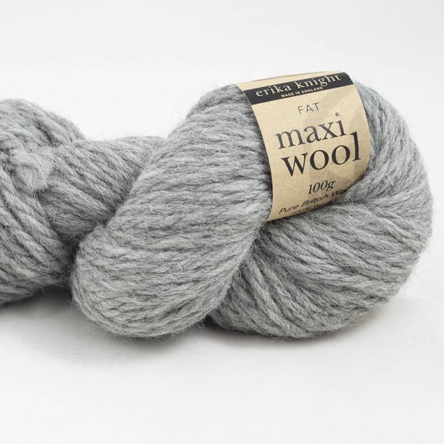 Erika Knight Maxi Wool 100g Fury