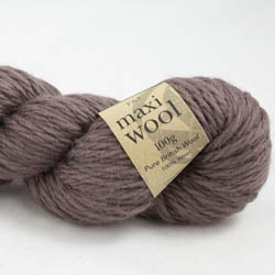 Erika Knight Maxi Wool Milk Chocolate