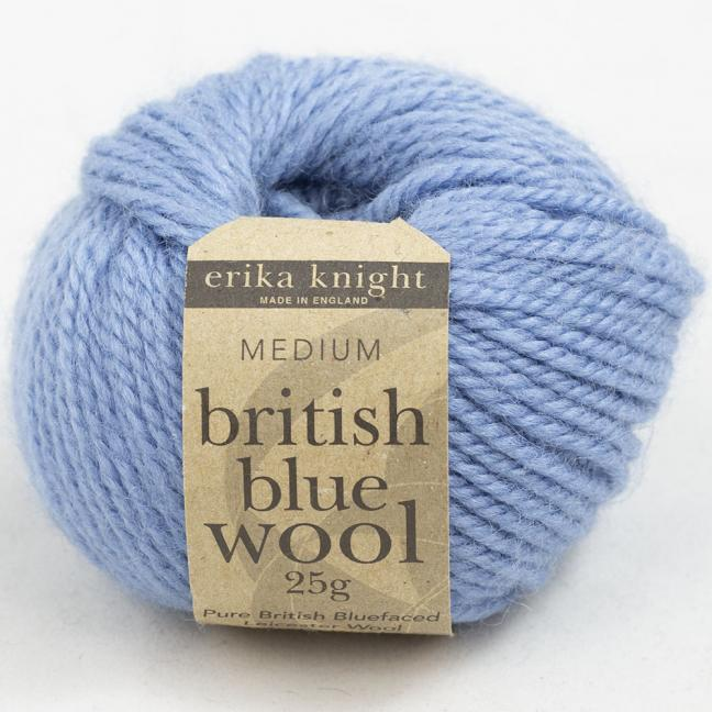 Erika Knight British Blue Wool (25g) Steve