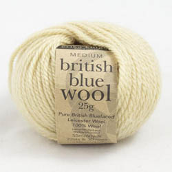 Erika Knight British Blue Wool 25g Gift