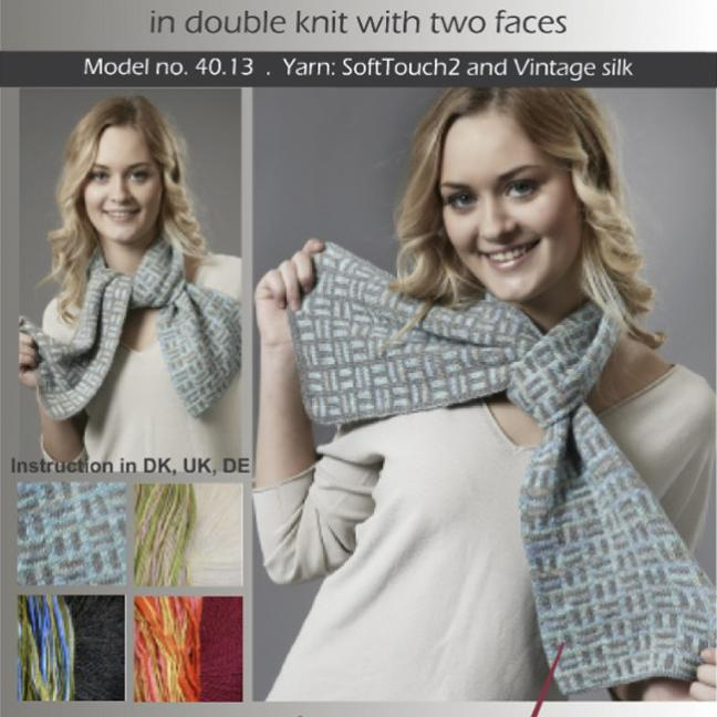 Kit Domino Scarf 40.13