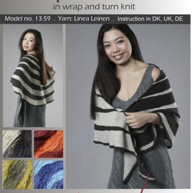 Kit Striped Shawl 13.59