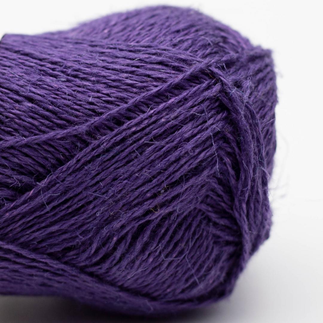 BC Garn Lino Violett
