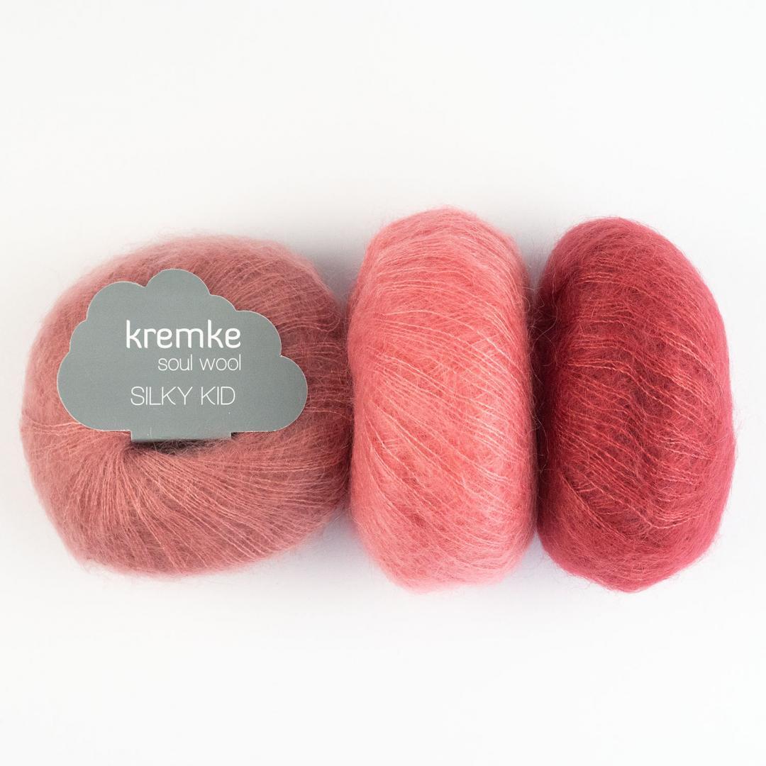 Kremke Soul Wool Silky Kid (25g)
