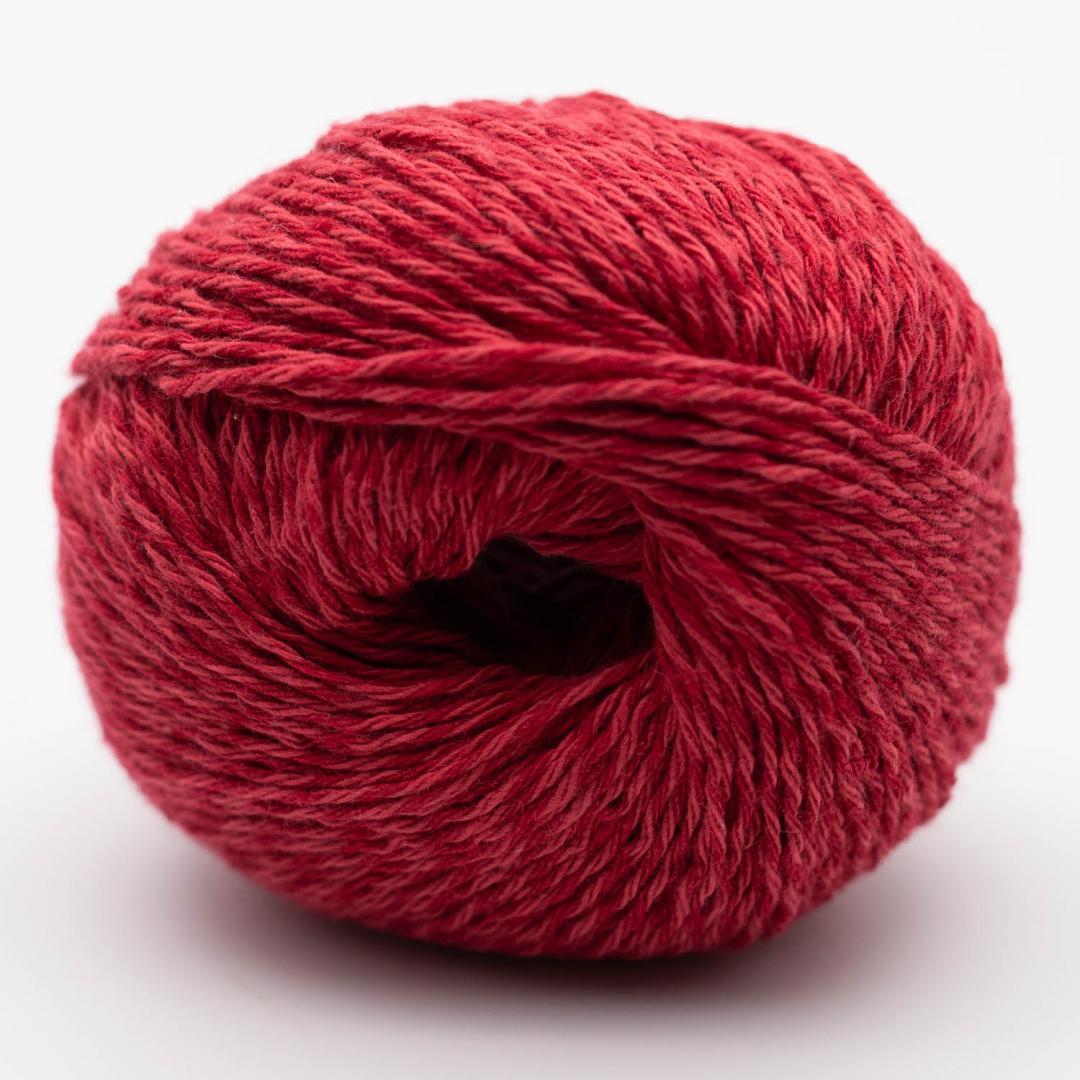 BC Garn Allino Leinen/Baumwolle kirsche