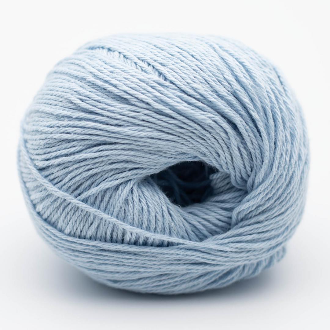 BC Garn Allino Leinen/Baumwolle hellblau