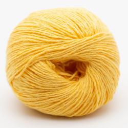 BC Garn Allino Leinen/Baumwolle gelb
