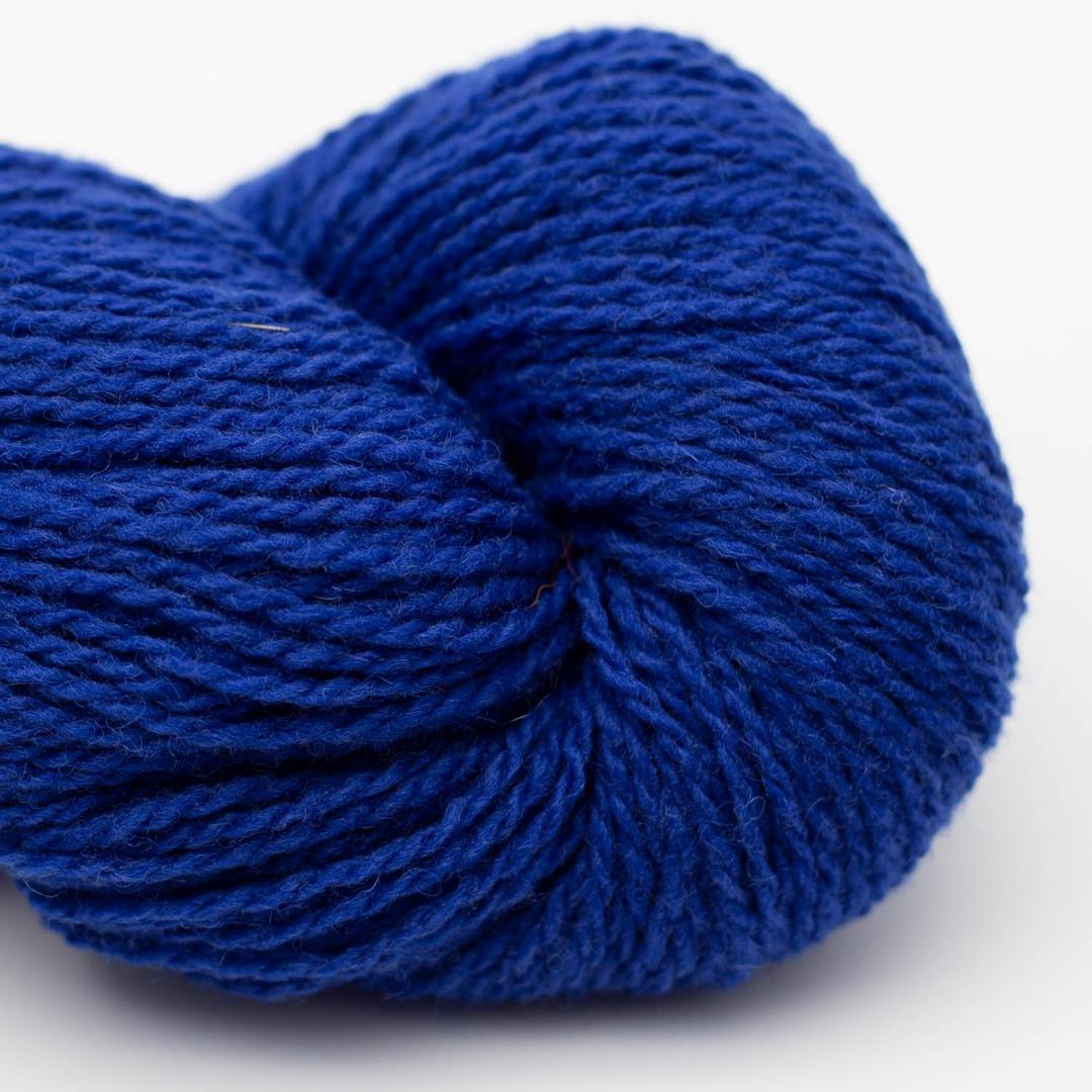 BC Garn Semilla melange GOTS zertifiziert Royalblau