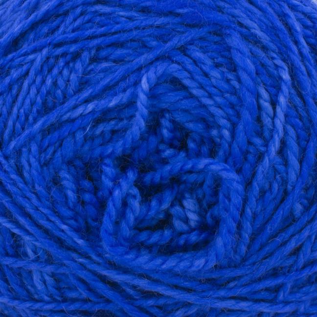 Cowgirl Blues Merino Twist Yarn solids Cobalt