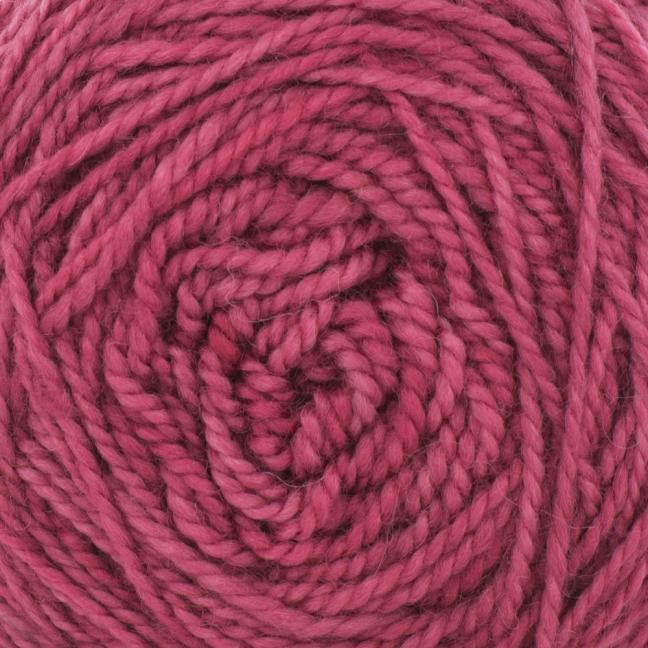 Cowgirl Blues Merino Twist Yarn solids Dusty Rose